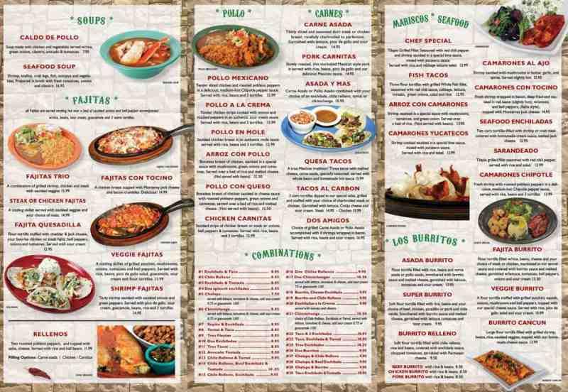 Mexican Food Villa Park