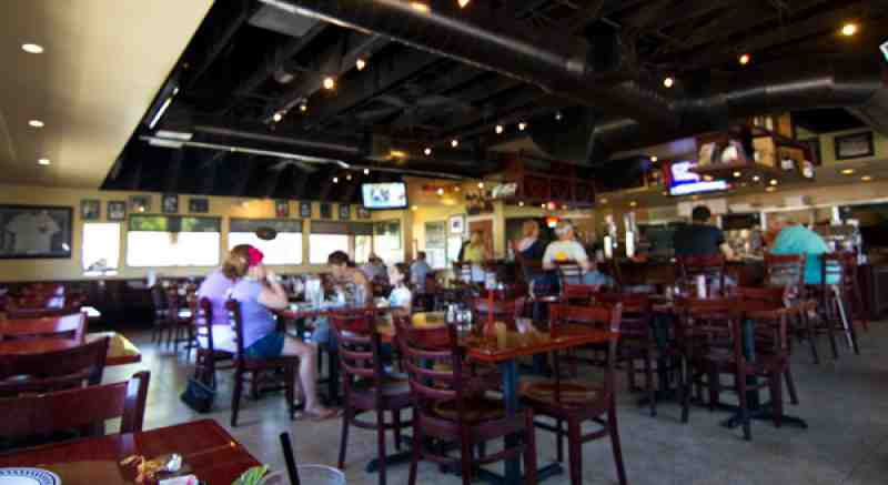 Review of anthony 39 s coal fired pizza 33062 restaurant 1203 sou for Anthony interiors pompano beach