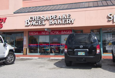 Chesapeake Bagel Bakery