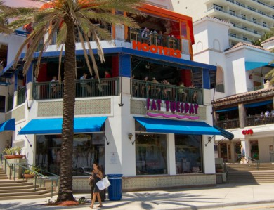 Fat Tuesday Beach Place