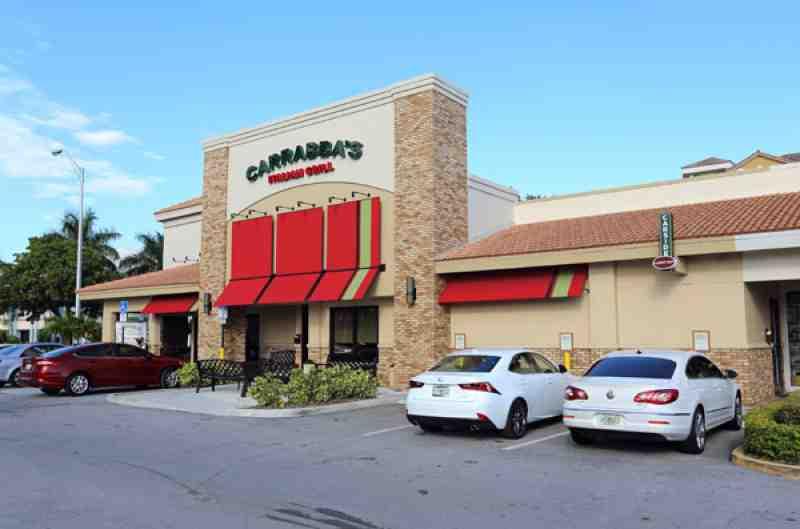 Italian Foods Near Me: Review Of Carrabba's Italian Grill 33316 Restaurant 1430 SE 17