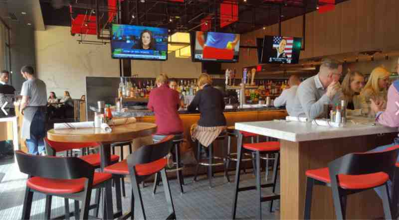 Doc B s Fresh Kitchen Restaurant 425 N Federal Hwy