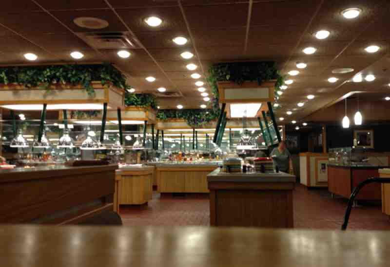 Review Of Hometown Buffet 33009 Restaurant 1403 E Hallandale B