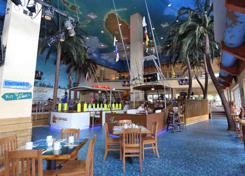 Review Of Margaritaville Restaurant 33019 1111 N Ocean Ave