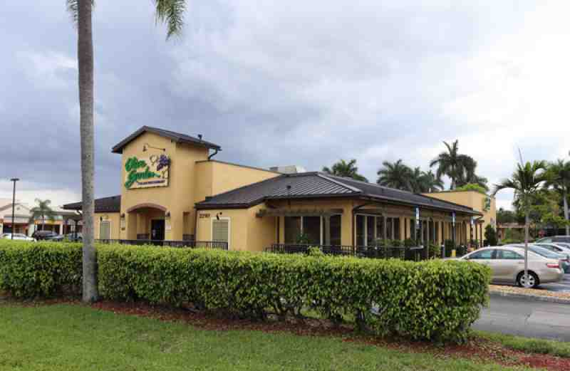 Review Of Olive Garden 33433 Restaurant 22161 Powerline Rd