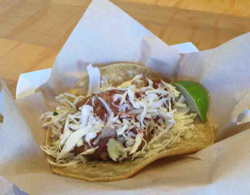 Review of rubio 39 s coastal grill 33304 restaurant 1535 n federa for Rubios fish taco tuesday